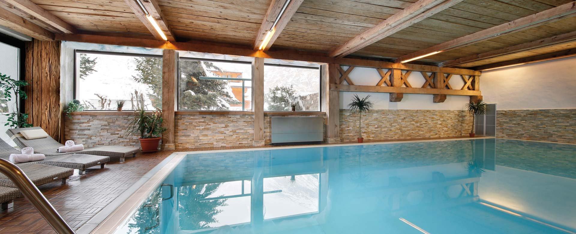 Indoorpool, Hallenbad - Entspannungsurlaub in der Ferienregion ...